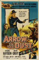 Arrow in the Dust 1954 DVD - Sterling Hayden / Coleen Gray